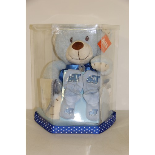 Bear with Love (Blue)